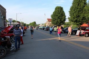 Spring City Friday Night Cruise In