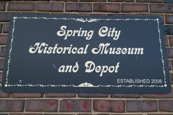 Spring City Historical Museum