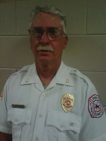 Fire Chief Jim Bolen